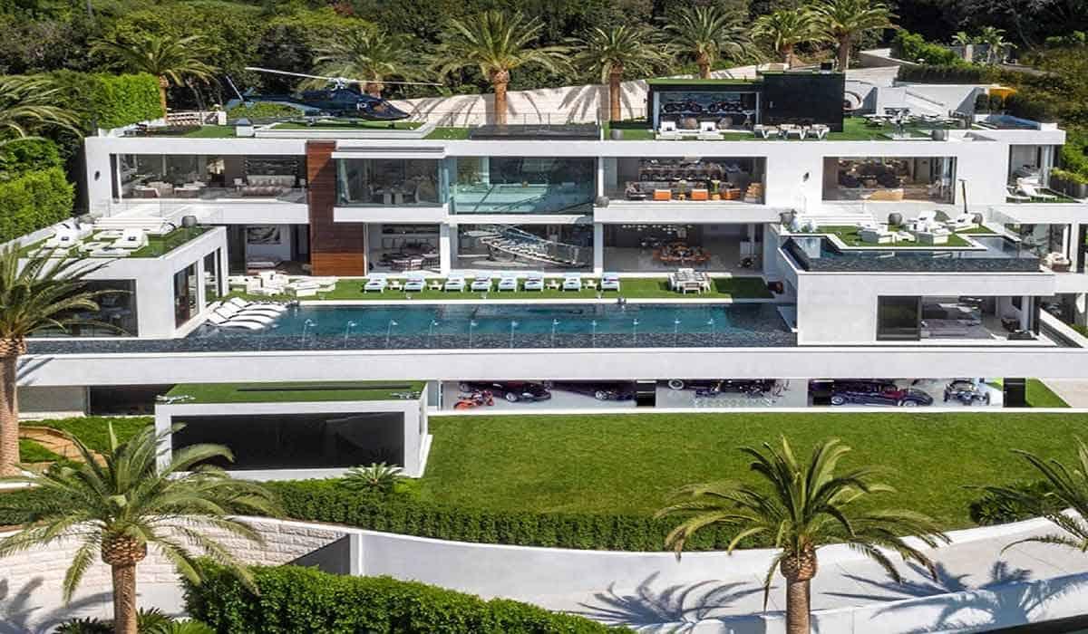 گران ترین خانه ها