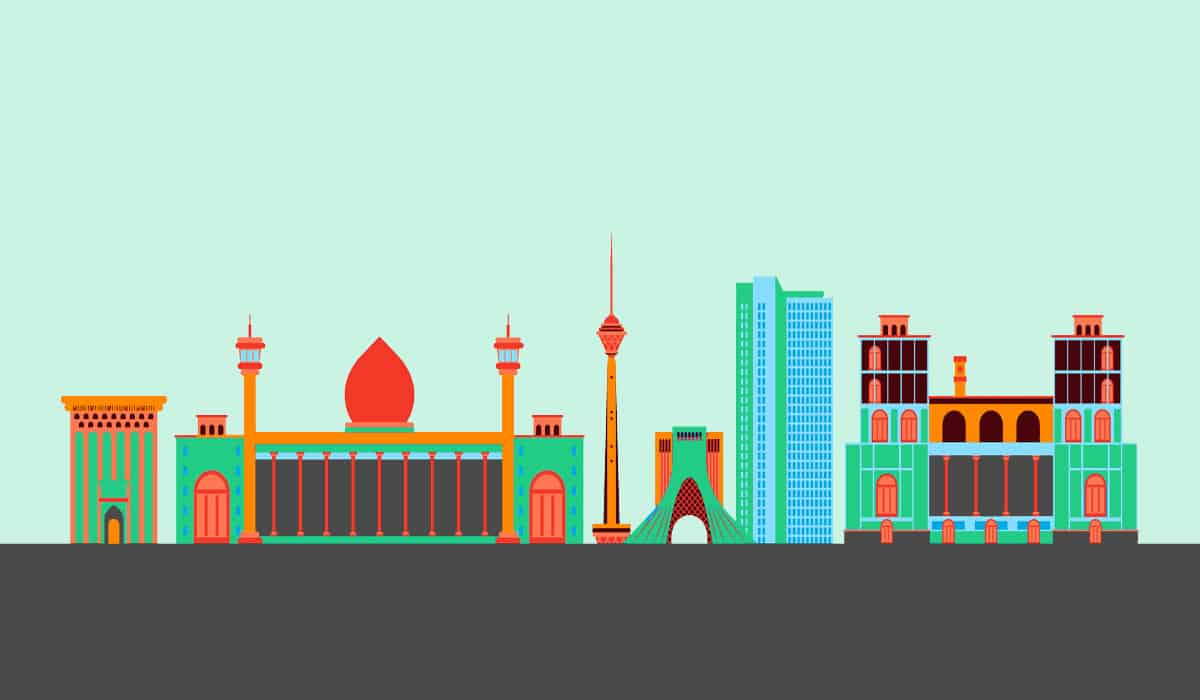 بهترین شهر ایران