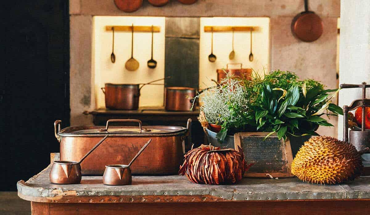 تاریخچه آشپزخانه