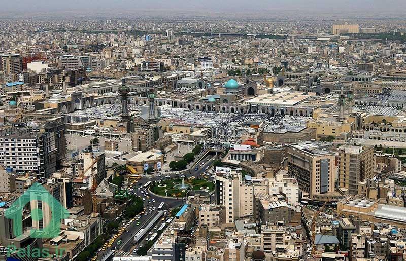محله های مشهد