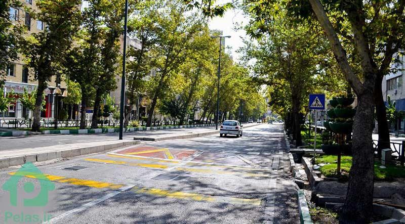 محله دروس تهران